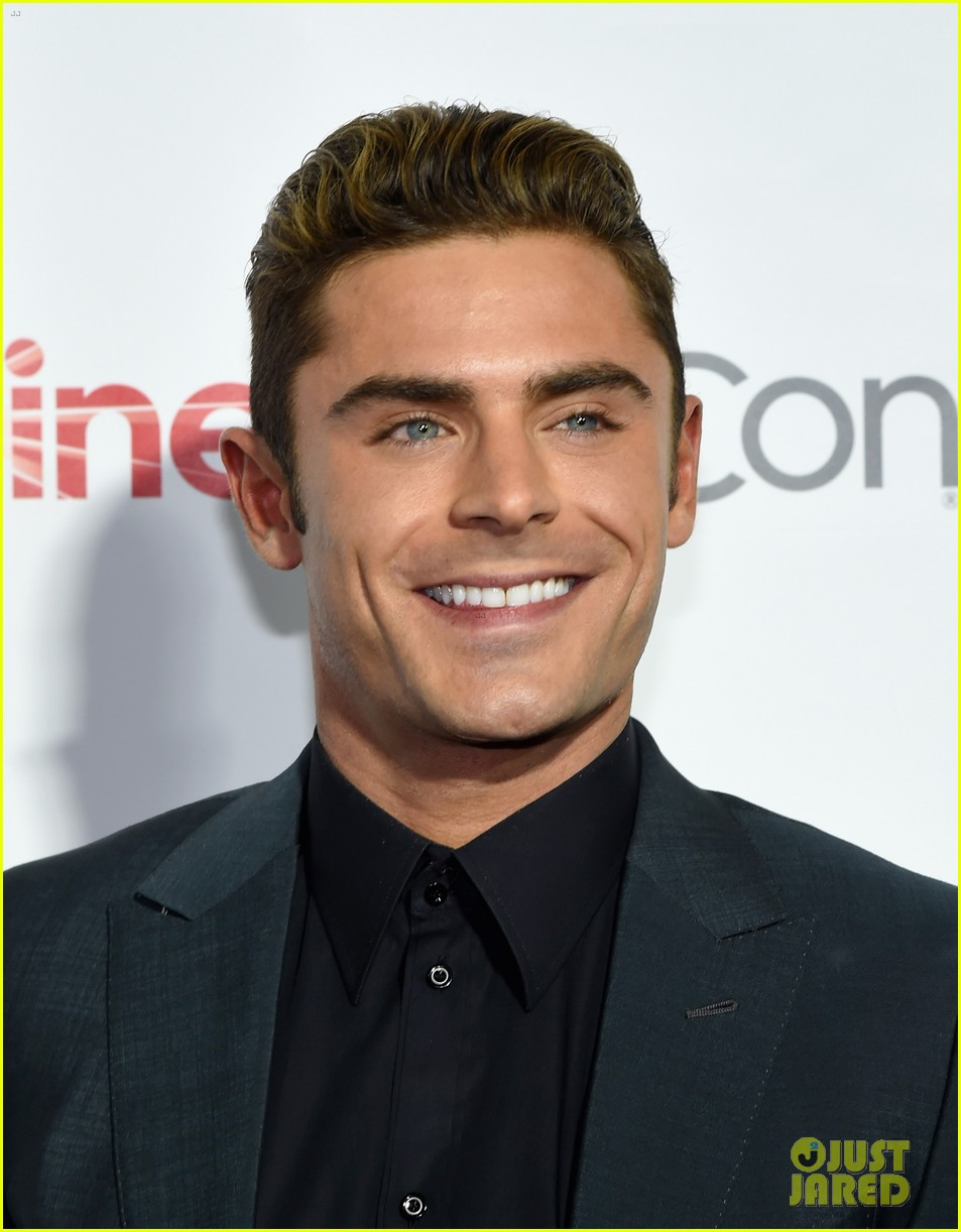 Zac Efron, Anna Kendrick, & Adam Devine Win Comedy Stars Award at ... Zac Efron