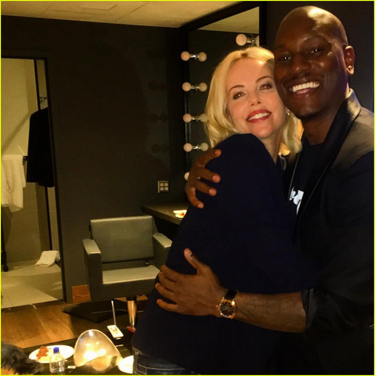 Pics photos tyrese gibson picture 8 - Scott Eastwood Fast 8 Cast Share First Photos From Set