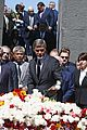 george clooney genocide memorial armenia 09