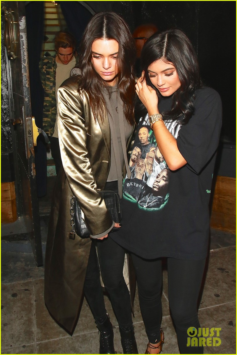 The Jenners Launch Kendall Kylie OnlyatNM Collection