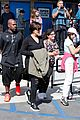 kourtney kim kardashian bring the kids roller skating 39