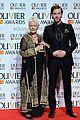 kit harington rose leslie 2016 olivier awards 01