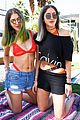 zoe kravitz will peltz close out coachella with calvin klein 06