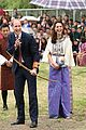 prince william kate middleton recieve warm welcome by king queen bhutan 16