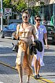 pregnant behati prinsloo goes baby shopping with lily aldridge 15