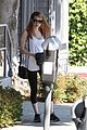 emma roberts starts week with workout 22