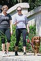 amanda seyfried takes finn for a hike 03