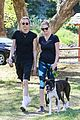 kate upton hikes with her dog 06