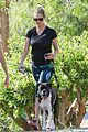 kate upton hikes with her dog 07