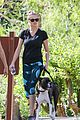 kate upton hikes with her dog 11
