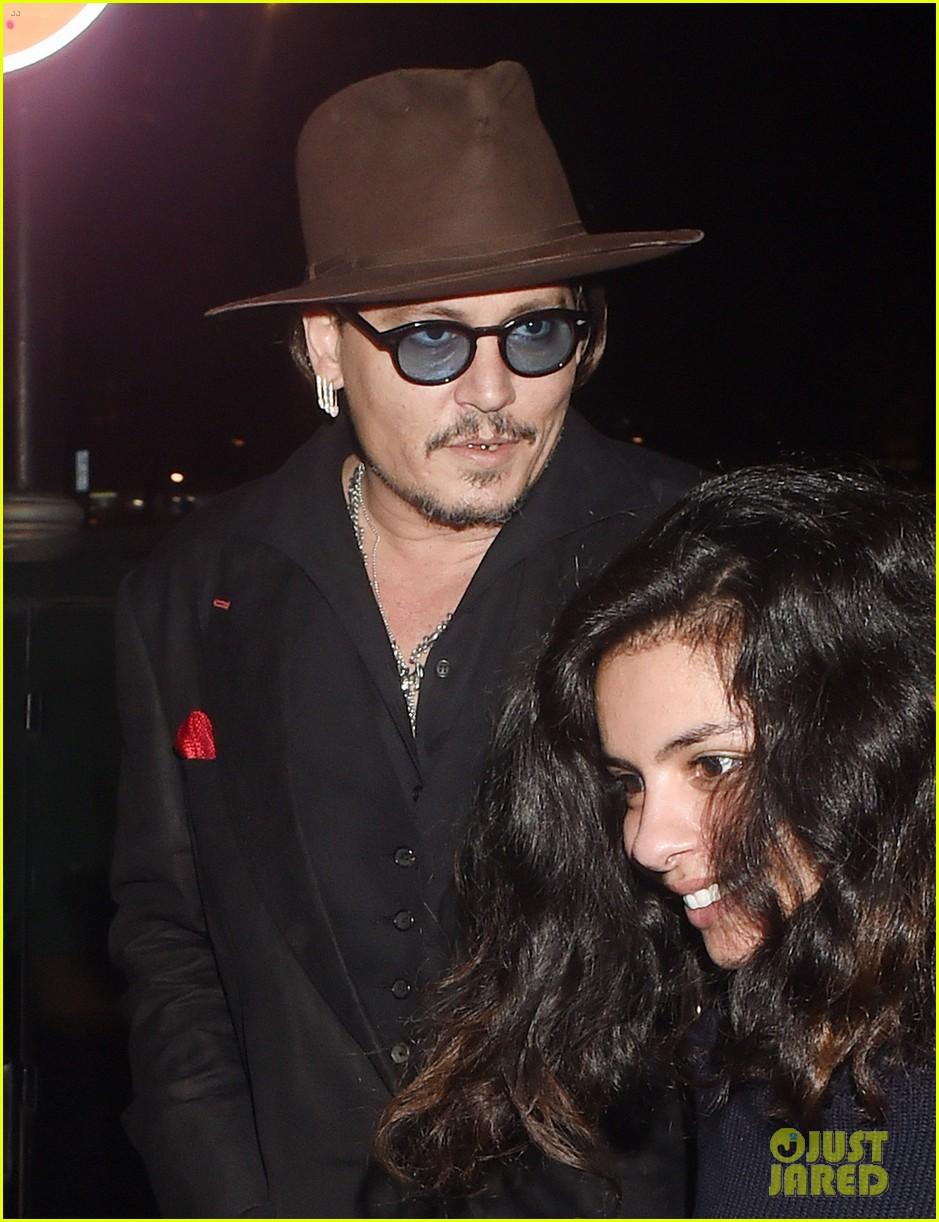 Sex mit Johnny Depp