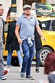 leonardo dicaprio lifts his shirt flashes some skin 26