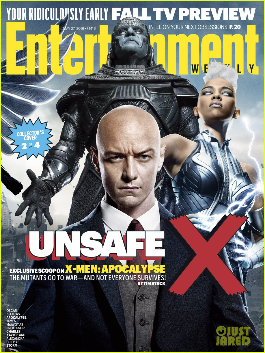 jennifer lawrence xmen entertainment weekly covers 013660923