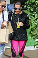 lea michele hits up soulcycle after news of dating robert buckley 04