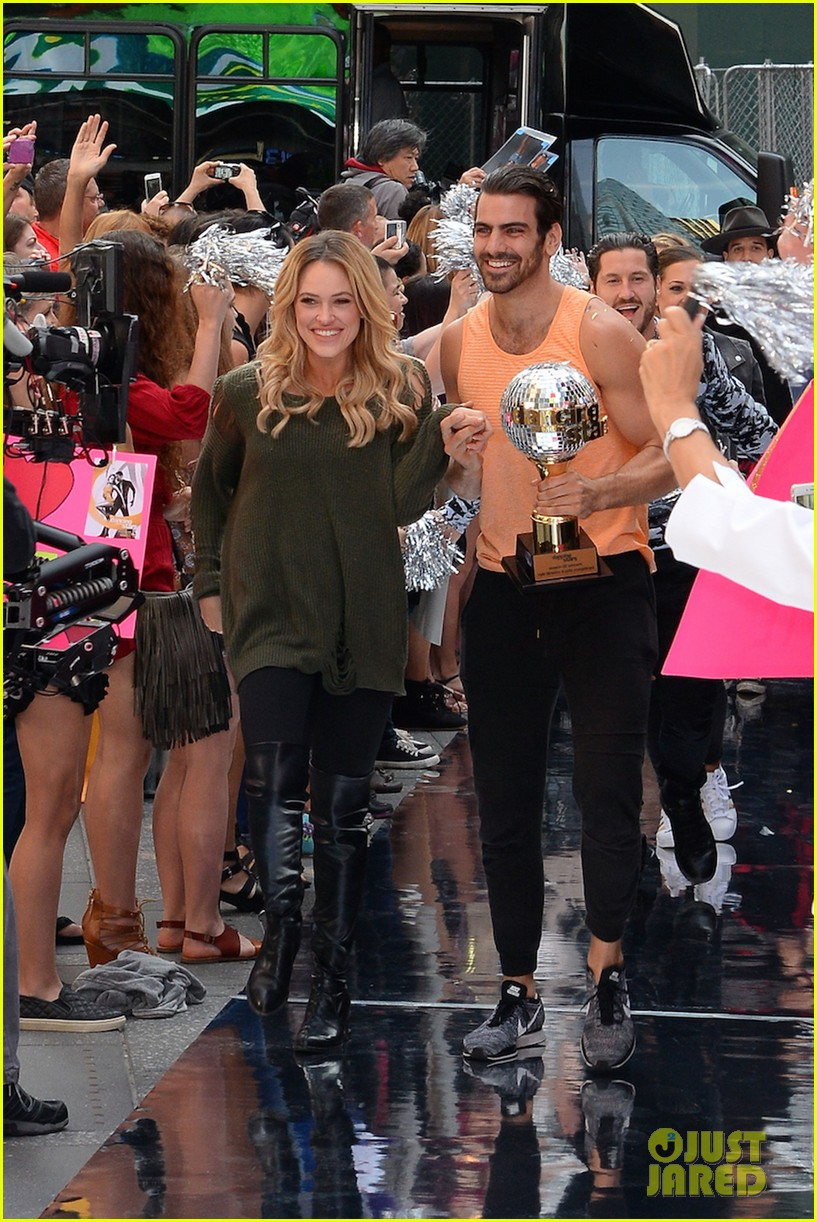 nyle dimarco dancing with the stars champion good morning america 243666006