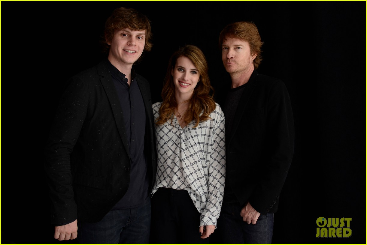 emma roberts evan peters split again 073658748
