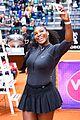 serena williams 2016 wins italian open 27