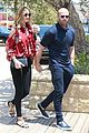 rosie huntington whiteley jason statham hold hands malibu 03