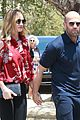 rosie huntington whiteley jason statham hold hands malibu 06