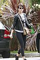 emma stone runs errands before mothers day 06