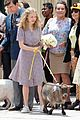 amanda seyfried pig the clapper filming 23