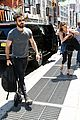 jennifer aniston justin theroux step out in new york 16