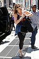 jennifer aniston justin theroux step out in new york 18