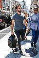 jennifer aniston justin theroux step out in new york 22