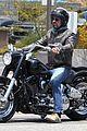 gerard butler takes weekend motorcycle ride 05
