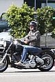 gerard butler takes weekend motorcycle ride 10