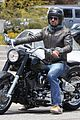 gerard butler takes weekend motorcycle ride 11