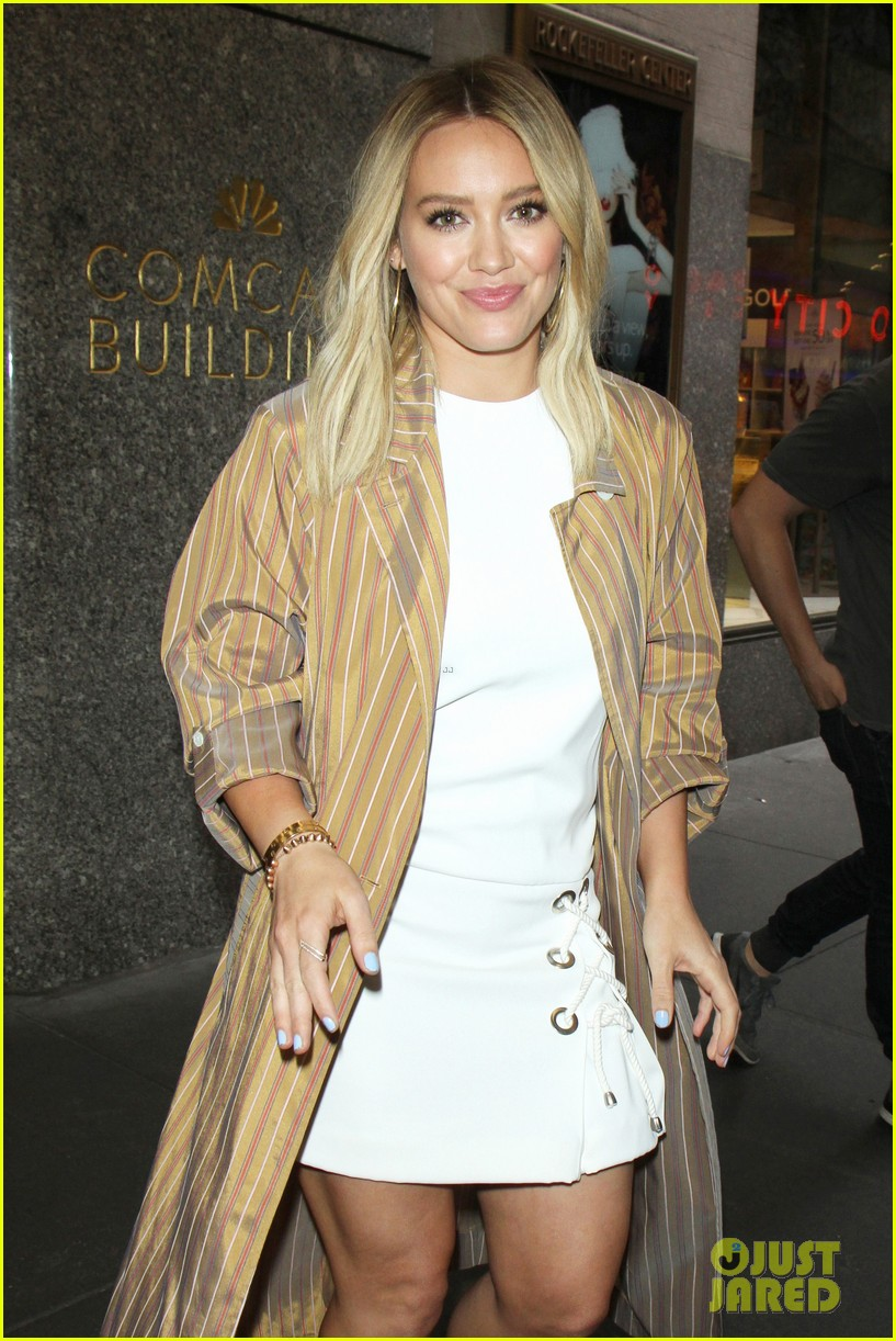duff personals Hilary duff goes out in public with her new boyfriend jason walsh who is also her personal trainer.