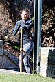 michael fassbender alicia vikander work on fitness together 07