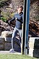 michael fassbender alicia vikander work on fitness together 34