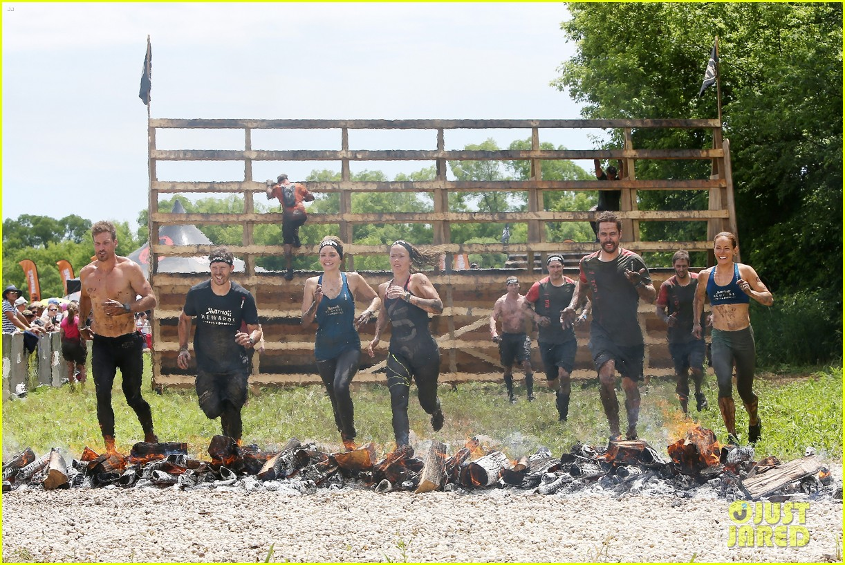 friday night lights cast reunion spartan race 243680144
