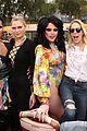 erin sara foster ride a bus in la pride parade 15