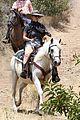 lady gaga hose back riding malibu 43