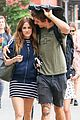 riley keough hubby ben smith petersen cuddle up in nyc 02