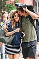 riley keough hubby ben smith petersen cuddle up in nyc 14