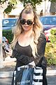 kourtney kardashian lunch hugos khloe sephora 21