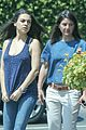 mila kunis spotted for first time after pregnancy news 03