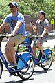leonardo dicaprio citibikes in nyc 05