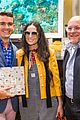 demi moore helps author gray malin celebrate new book in london 02