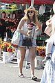 Elizabeth olsen goes boho chic at farmers market 07