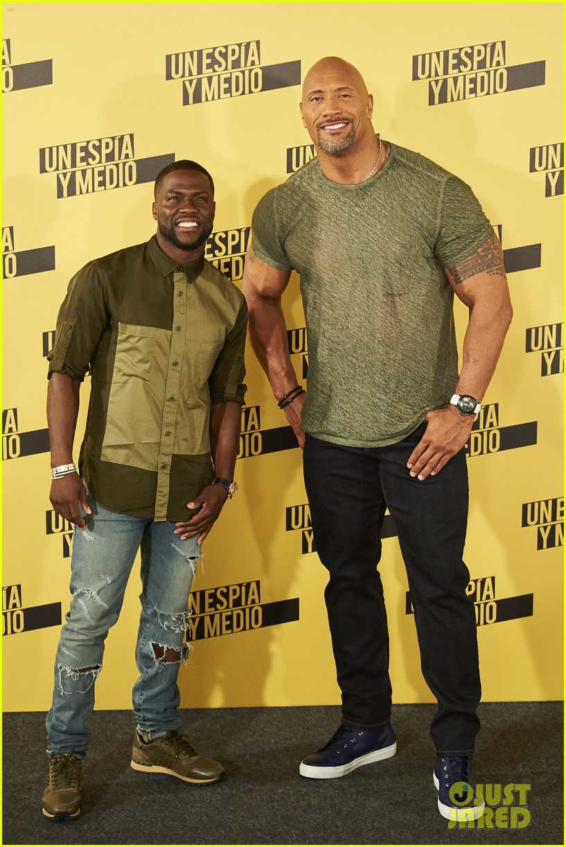 kevin hart ft the rock