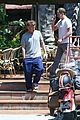 sean penn out lunch malibu sunny 31