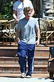 sean penn out lunch malibu sunny 39