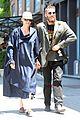 tilda swinton & boyfriend sandro kopp step out in nyc 14