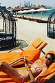 robin thicke girlfriend april love geary share steamy vacation pics 07