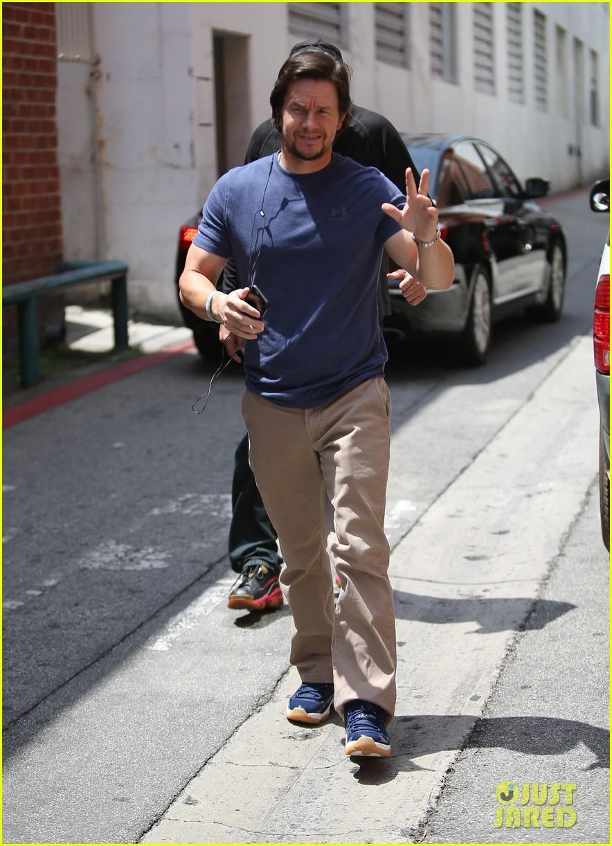 Mark Wahlberg Shares a... Mark Wahlberg Instagram